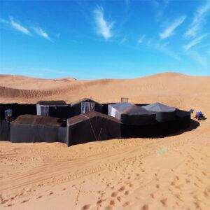 3 noches excursion en camellos en el desierto de Merzouga