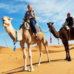 2 nights camel trek