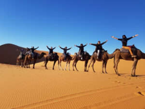 3 days tour from Fes to Merzouga