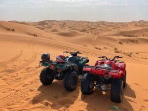 3 noches excursion en camellos