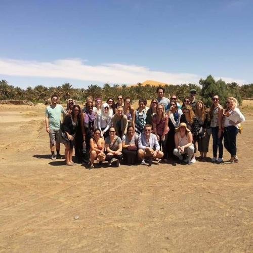 Group tours morocco