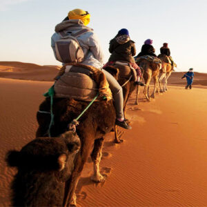 Tours Into Morocco