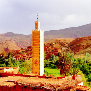 4 days tour from Marrakesh to Fes