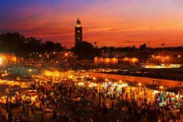 Casablanca to Marrakech tour 7 days Morocco desert