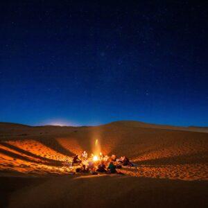 excursion en camellos y 1 noche