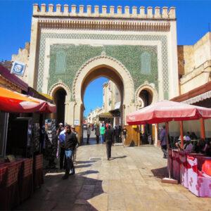 Ait ben Haddou to Marrakech