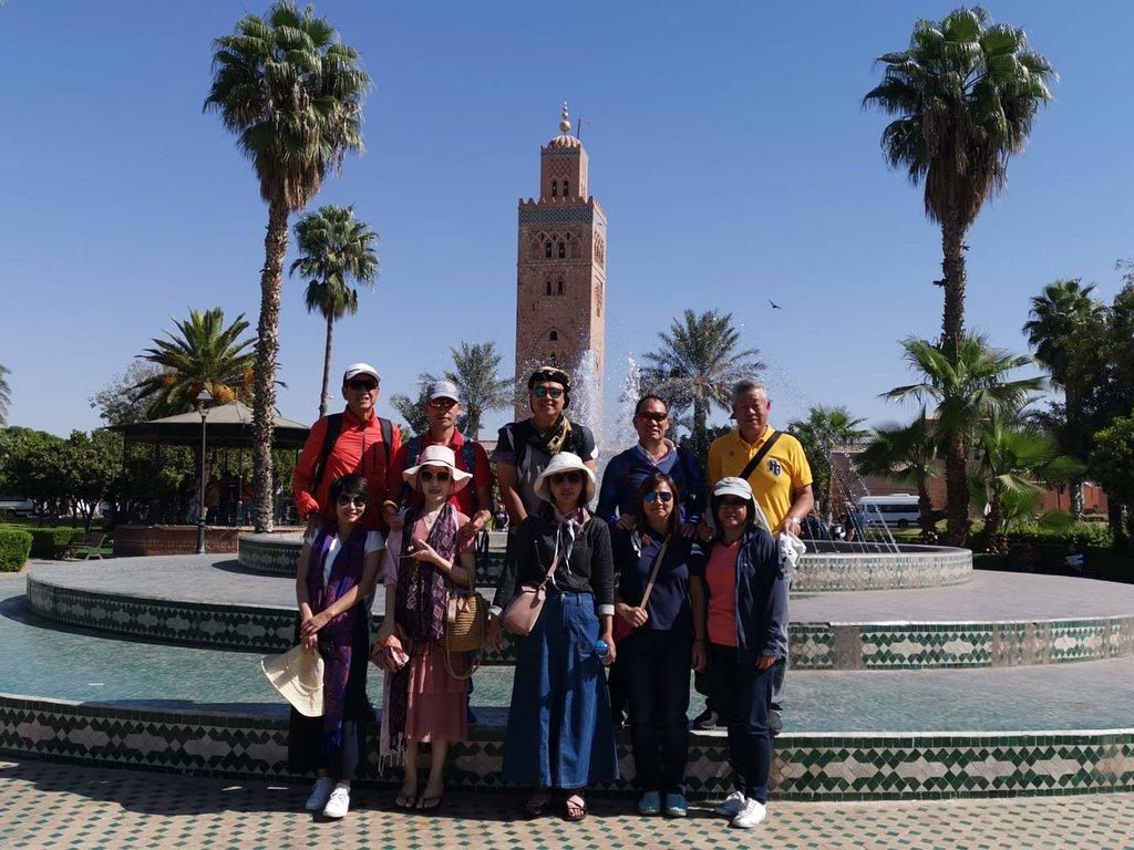 pequeñas grupo tours Marruecos