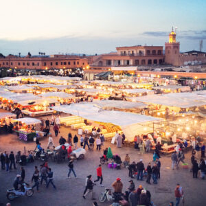 10 days trip in Morocco from Casablanca