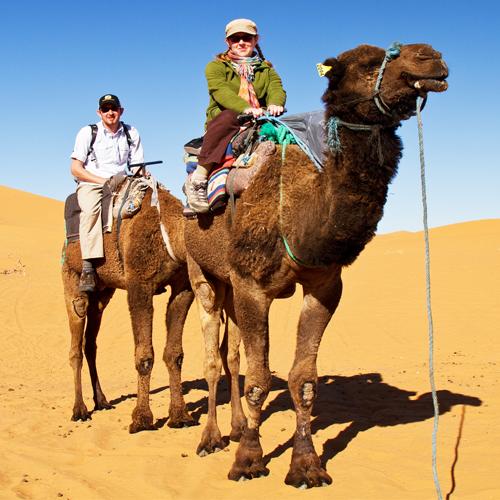 Tours Into Morocco