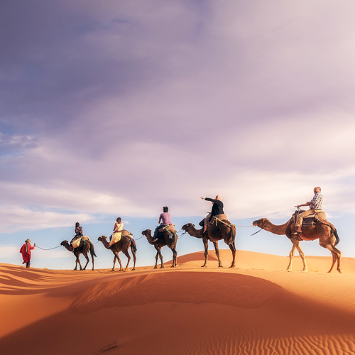 3 day desert tour Fes