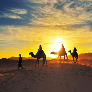 3 nights camel ride Merzouga