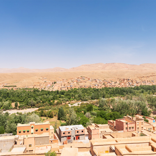4 days trip from fes