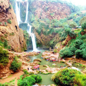 excursion desde marrakech a Ouzoud