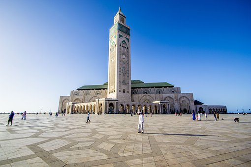4 days in Morocco itinerary from Casablanca to Marrakech